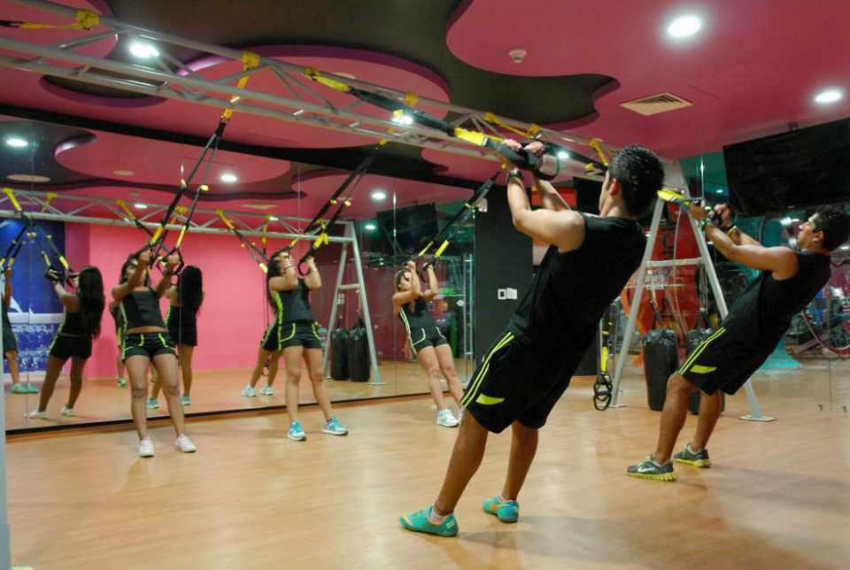 Hotel Azul Ixtapa Grand Actividades Deportivas: El gimnasio del Hotel Azul Ixtapa Grand Diseñado en un espacio de lujo y exclusividad con tecnología deportiva de vanguardia y alto rendimiento, dentro de un área de 600 m²