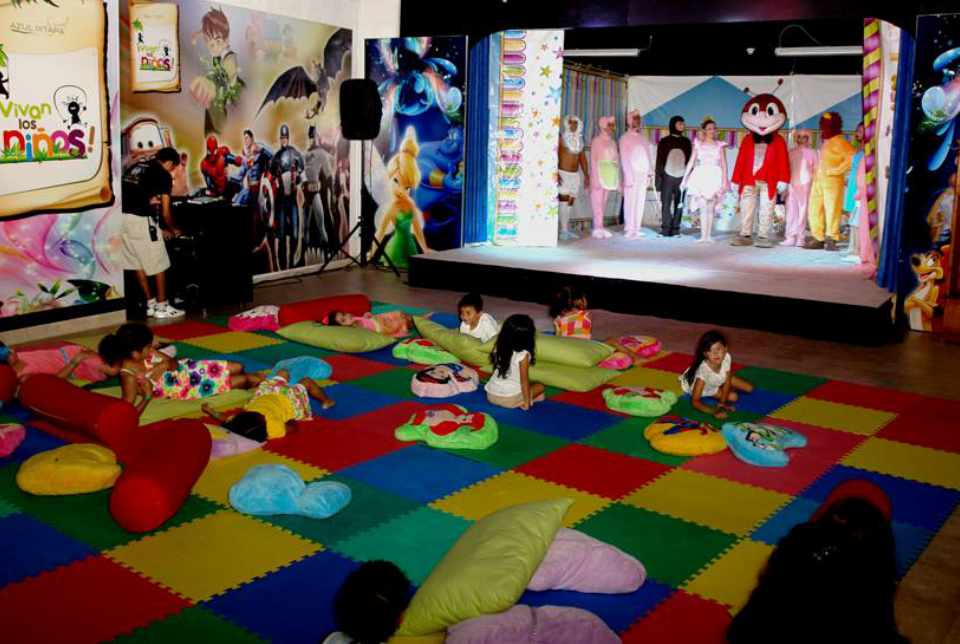 Hotel Azul Ixtapa Grand Actividades para Niños. Club de Actividades para niños