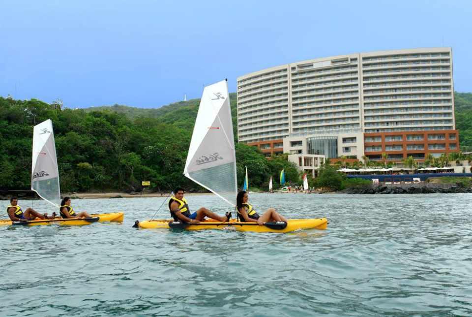 Hotel Azul Ixtapa Grand Kayak, Equipo para snorkelear, Velero y mucho más en el Hotel Azul Ixtapa Grand