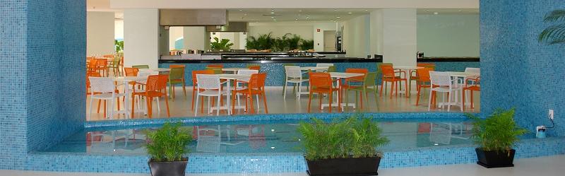 Hotel Azul Ixtapa Grand Restaurantes. Disfruta de los Alimentos y Bebidas en nuestro plan todo incluido en el Hotel Azul Ixtapa Grand
