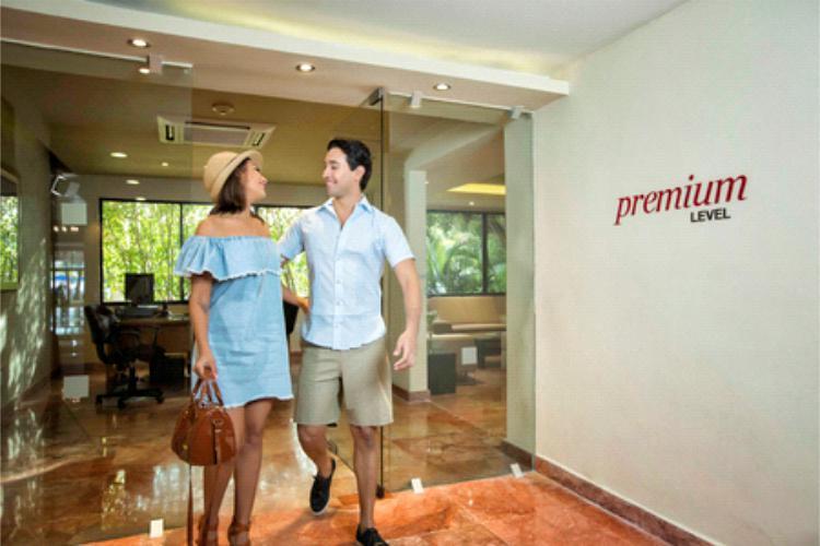 Premium Level es un concepto exclusivo de servicios e instalaciones creado por el Hotel Barceló Ixtapa