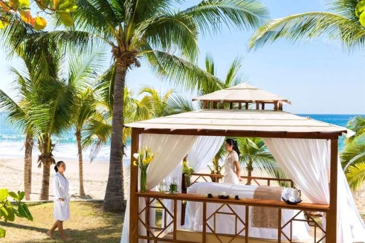 Hotel Barceló Ixtapa. El Hotel Barceló Ixtapa te ofrece a través de su Spa masajes, tratamientos y todo lo que necesitas para relajarte en el Barceló Ixtapa