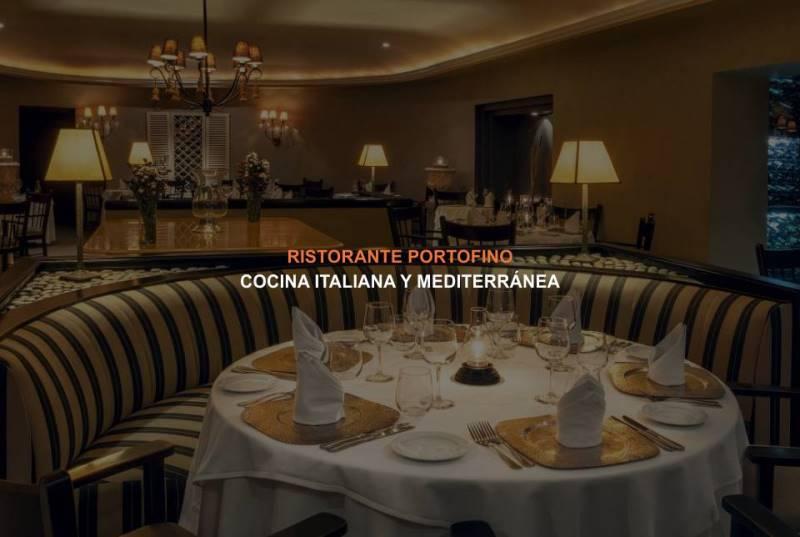 Restaurante Portofino del Hotel Brisas Ixtapa: Disfrute de los mejores platos italianos y mediterráneos en un ambiente cálido y romántico en Ixtapa Zihuatanejo