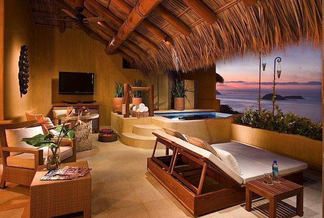 Hotel Cala de Mar Ixtapa Habitaciones: Horarios Flexibles de Check In y Check Out