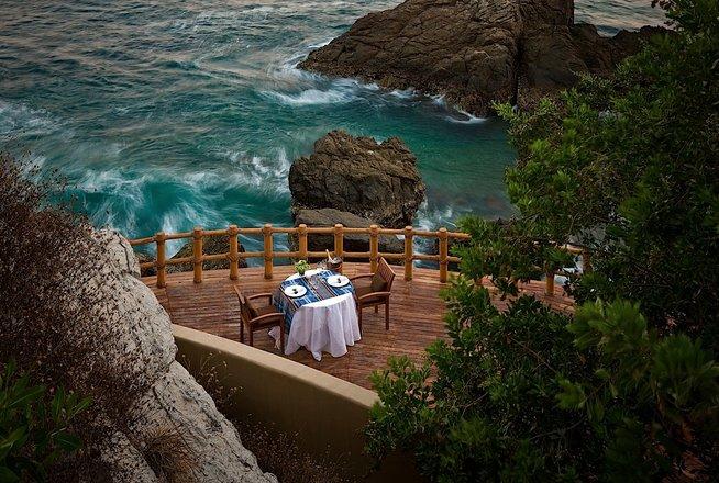 Hotel Cala de Mar Ixtapa Todo Incluido: Nuestros restaurantes le ofrece los pescados y mariscos más frescos del Océano Pacífico