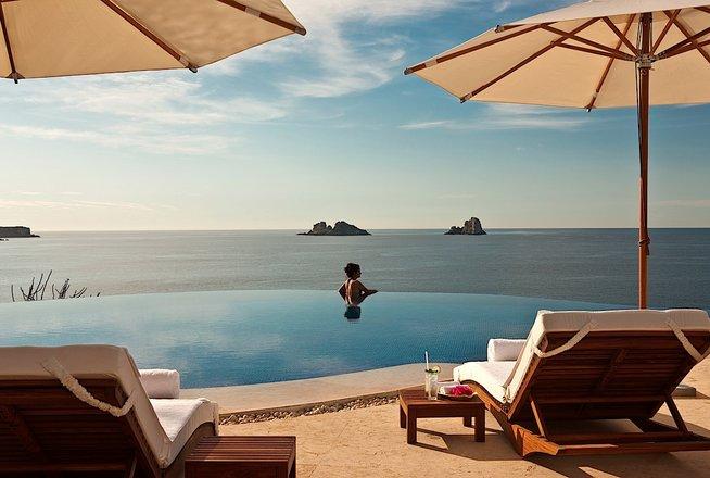 Hotel Cala de Mar Ixtapa Todo Incluido: Suites y habitaciones con terrazas privadas y albercas infinity