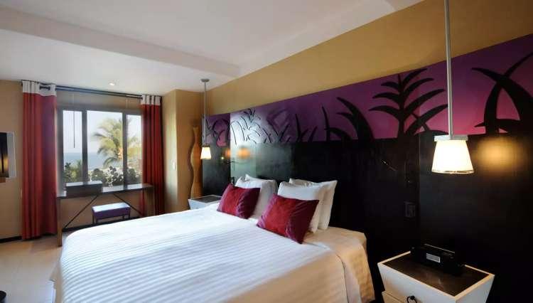 Hotel Club Med Ixtapa Habitación Club: Déjese tentar por una habitación con vistas al mar, frente a la Isla de Ixtapa Zihuatanejo