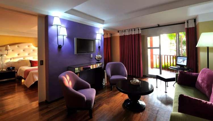 Hotel Club Med Ixtapa Habitación Suite: Esta Suite le encantará por su autenticidad y por lo refinada, ideal para sus vacaciones en Ixtapa Zihuatanejo todo incluido
