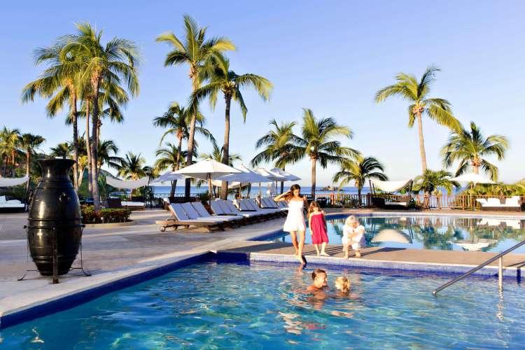 Hotel Club Med Ixtapa Todo Incluido: Actividades acuáticas, actividades en las albercas, acuagym, Aquafitness en el Hotel Club Med Ixtapa