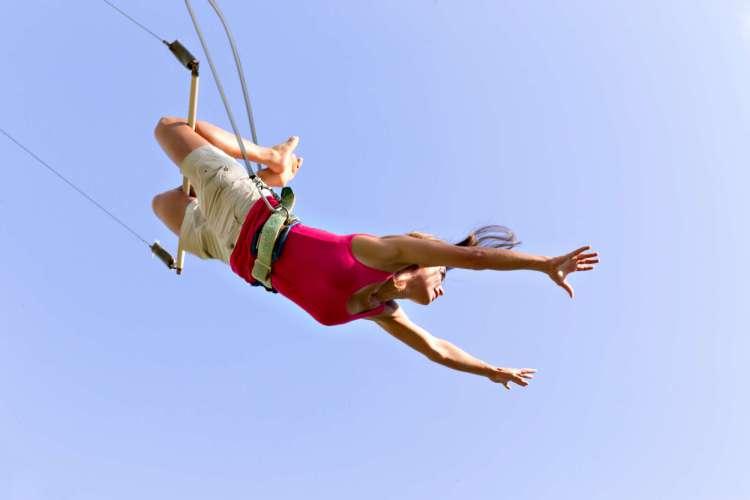 Hotel Club Med Ixtapa Todo Incluido: Escuela de trapecio, escuela de tiro con arco, escuela de fitness. Disfrute de las actividades del Hotel Club Med Ixtapa