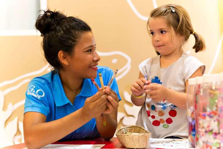 Hotel Club Med Ixtapa Todo Incluido: Actividades para Niños, Actividades para bebés e infantes, actividades para adolescentes en el Hotel Club Med Ixtapa