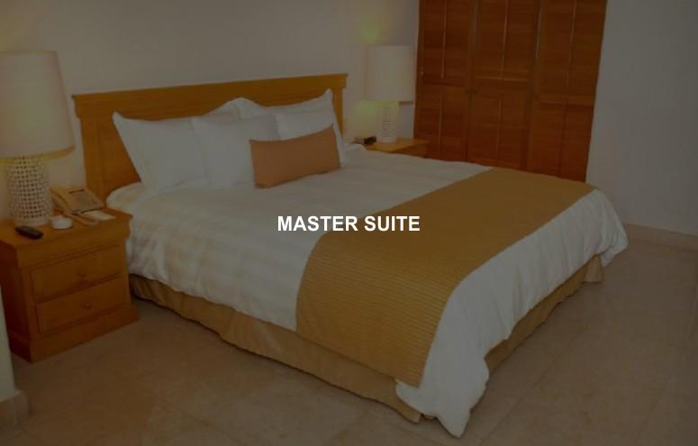 Hotel Emporio Ixtapa Cuartos y Habitaciones Master Suite, con todo lo que su familia necesita para vacacionar en el Emporio Ixtapa