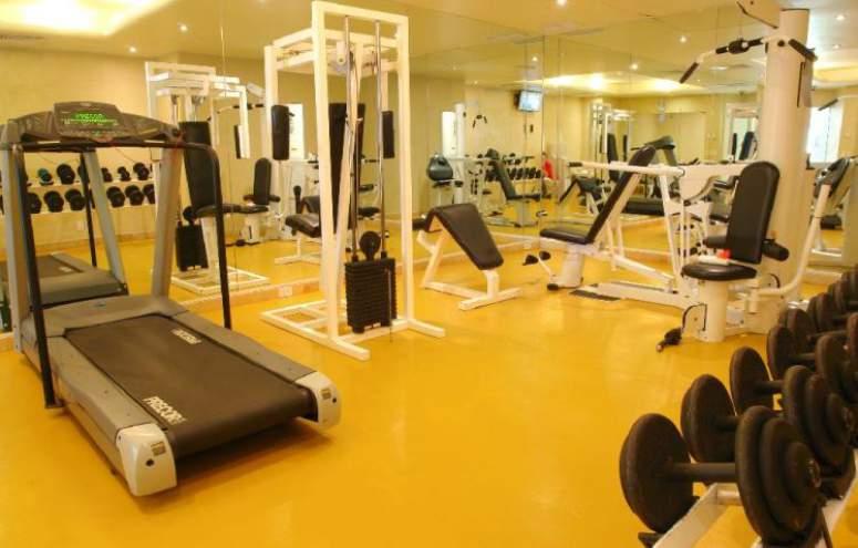 Hotel Emporio Ixtapa Todo Incluido: Gym del Emporio Ixtapa Todo Incluido