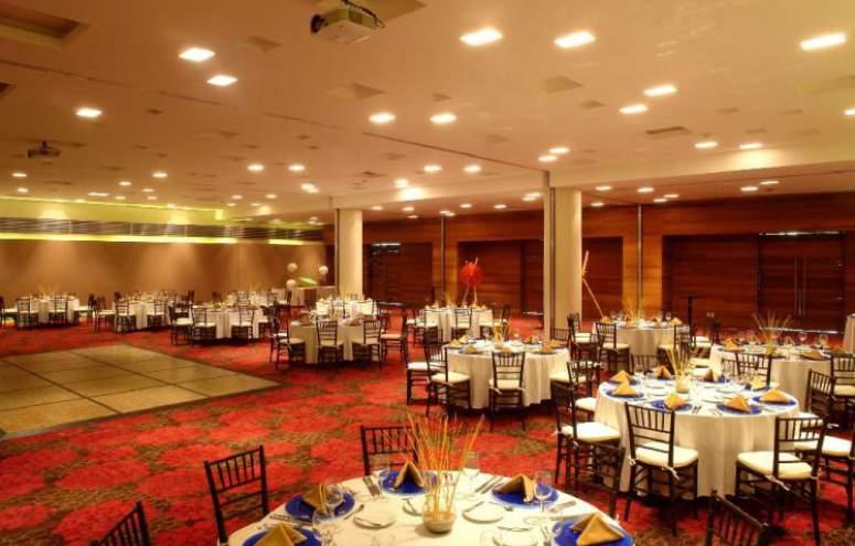 Hotel Emporio Ixtapa Todo Incluido: banquete, una reunión social o de trabajo, conferencias, exposiciones o fiestas temáticas en el Hotel Emporio Ixtapa