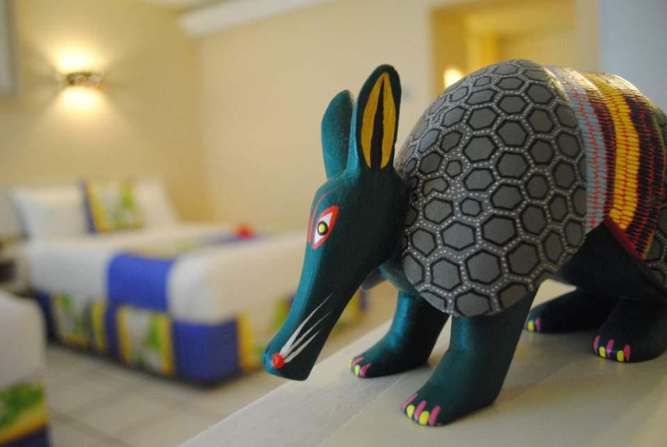 Los cuartos del Hotel Fontán Ixtapa están diseñados para descansar y disfrutar de unas vacaciones en Ixtapa Zihuatanejo con los niños desde la tranquilidad del Pacífico mexicano. Todas cuentan con camas dobles o King Size, TV de pantalla plana, baño propio con amenidades