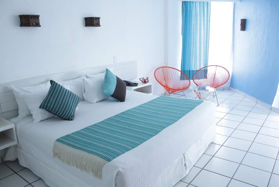 Completamente remodeladas, las habitaciones Superior Plus del Hotel Fontan Ixtapa son garantía de excelencia en el descanso de toda la familia en Ixtapa Zihuatanejo Todo Incluido