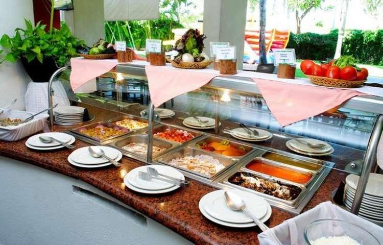 Hotel Gamma Inn Ixtapa: En el Restaurante Playa Linda encontrarás toda una gama de sabores que sorprenderán tu paladar