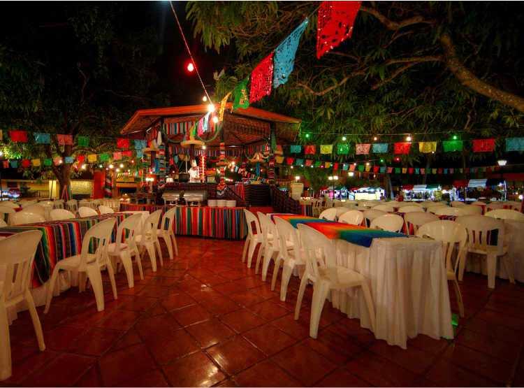Hotel Holiday Inn Ixtapa, salones de eventos para todo tipo de eventos sociales