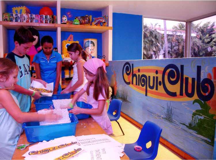 Hotel Holiday Inn Ixtapa Todo Incluido, Actividades para Niños en el Chiqui Club del Hotel Holiday Inn Ixtapa