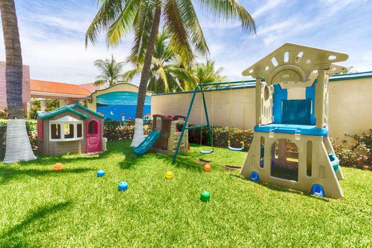 Hotel Posada Real Ixtapa Todo Incluido: Instalaciones deportivas, actividades para niños, entretenimiento familiar, club de playa,