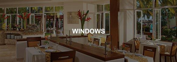 Hotel Sunscape Ixtapa Restaurante WINDOWS, Un restaurante tipo bufet donde todo el mundo encontrará un platillo que le guste